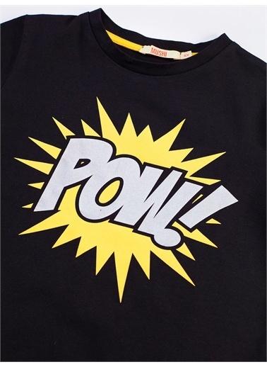 Mushi Pow Erkek Çocuk Kapri Takım Renkli